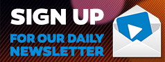 Sign up for our daily newsletter.