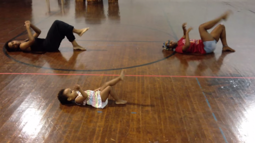 2-Year-Old Girl Is the Most Adorable Choreographer Ever!