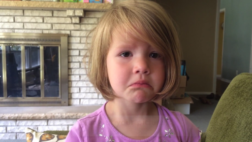 Little Girl Is Heartbroken After Deleting Uncle's Picture
