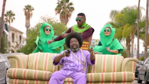Afroman Recreates Cult-Classic Weed Song With Positive Message