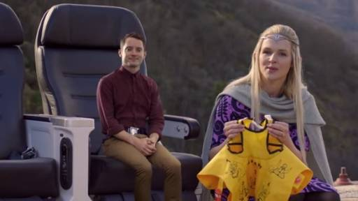 Air New Zealand's Hobbit Safety Video Is Spectacular