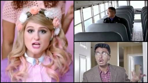'All About That Bass' By Meghan Trainor Leads to Educational Parodies