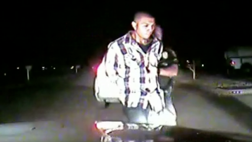 Dashcam Footage Shows Alleged Police Bullying