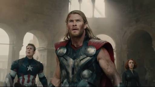 The 'Avengers: Age of Ultron' Trailer Is Here!