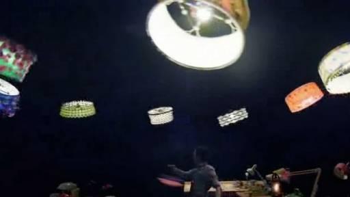 'Cirque du Soliel' Produces Beautiful Dance Number With Drones