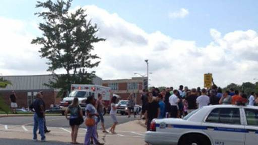 Baltimore High School Shooting Suspect Taken Into Custody