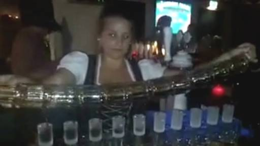You Tip This Bartender And You Tip Her Well!