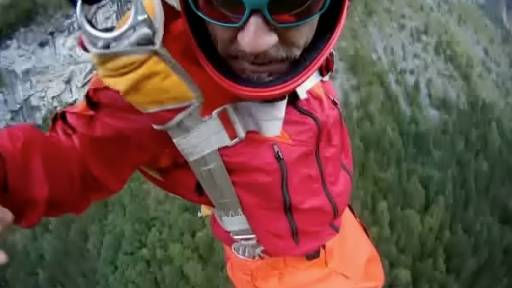 Starting Your Morning With a BASE Jump