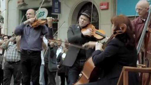 An Amazing Beethoven Symphony Flash Mob
