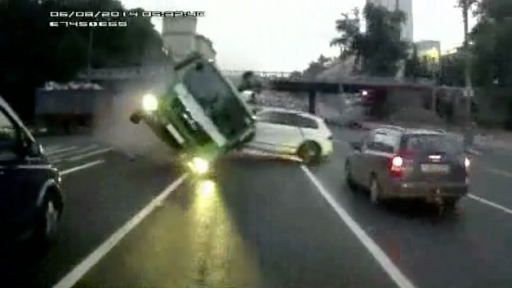 Big Trucks Cause Big Damage