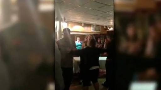 Cat Fight on Booty Cruise Gets Nasty