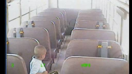 4-Year-Old Left on Phoenix School Bus