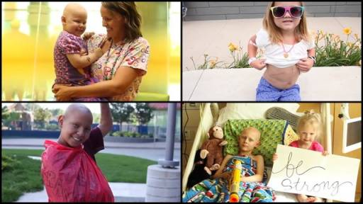 Young Cancer Patients Show Us How to Be 'Brave'