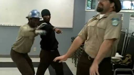 Daily Comeback: Forest Rangers Get Schooled by Supervisor in Dance-Off