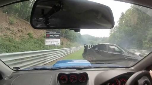 A Trio of Fails: Cars Crash During Races