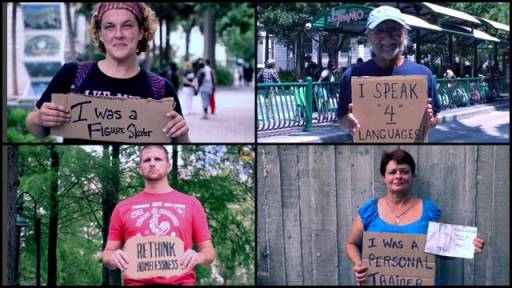 Powerful Video Makes You See Homeless People In a Different Light
