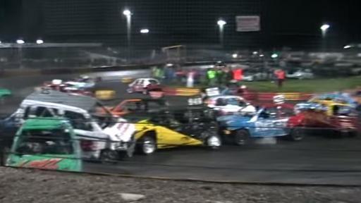 Small Cars Create Massive Mayhem on the Racetrack