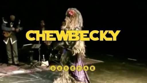 See a Wookie Bellydance