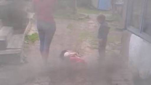 Graphic Child Abuse Caught on Tape and Used to Prosecute Woman