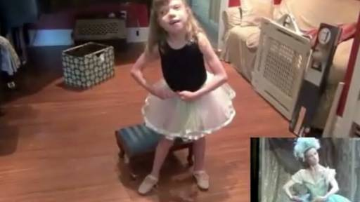 Autistic Girl Amazes Us With Ballet