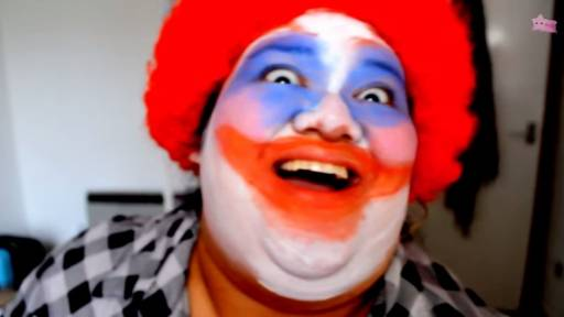 If You're Afraid of Clowns, This Makeup Tutorial Won't Help