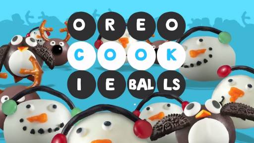 Delicious 'Oreo Cookie Balls' Get Their Own Catchy Rap