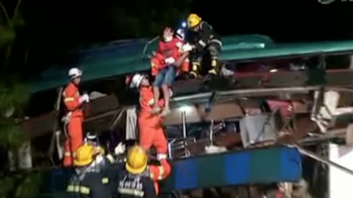 The Crash Scenes are Horrifying, But the Rescue Efforts Are Incredible
