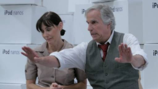Daily Huh? Henry Winkler Can't Get Rid of Free iPod Nanos