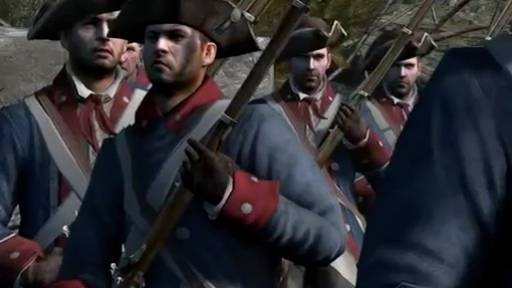 Daily Huh? Assassin's Creed 3 Trailer Set to 'Amazing Grace'