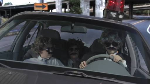 Daily Huh? Beastie Boys 'Sabotage' Video Recreated