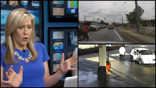 Dashcams and Surveillance Cameras Capture the Craziest Things!