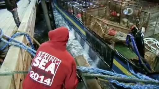 'Deadliest Catch' Finale Pits Ship Crew Against Mother Nature