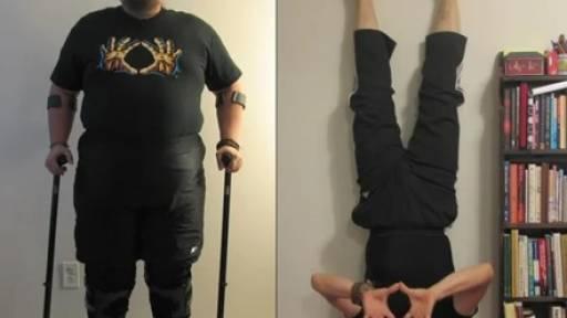 How Yoga Helped a Disabled Veteran Walk Again