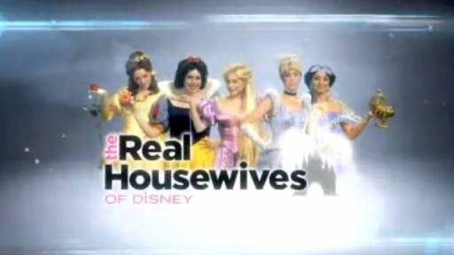 Meet the Real Housewives of Disney