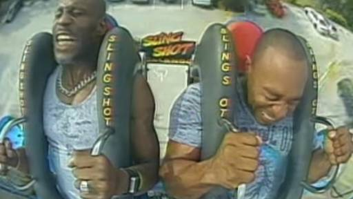 DMX Isn't a Ruff Ryder on this Carnival Ride