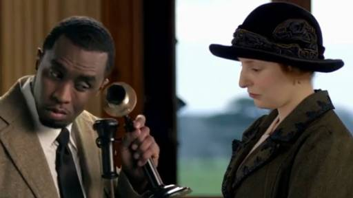 Diddy Is the First Black Character on 'Downtown' Abbey