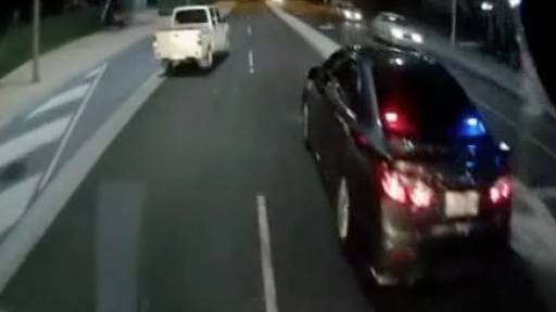 Karma Bites Drivers Where It Hurts
