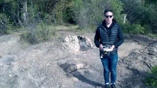 Alas, the Drone Selfie Is Here