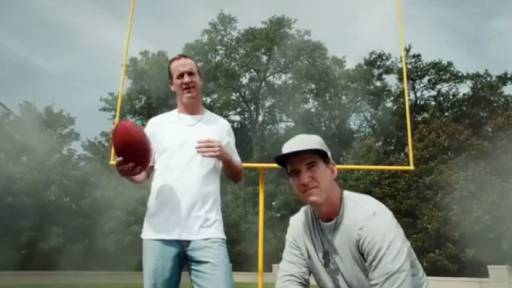 Eli & Peyton Manning Rap About Fantasy Football and It's Hilarious