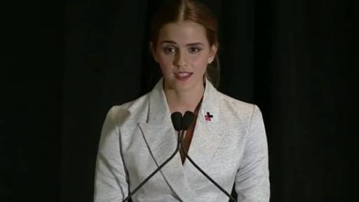 Emma Watson Delivers Impassioned Speech About Feminism at UN