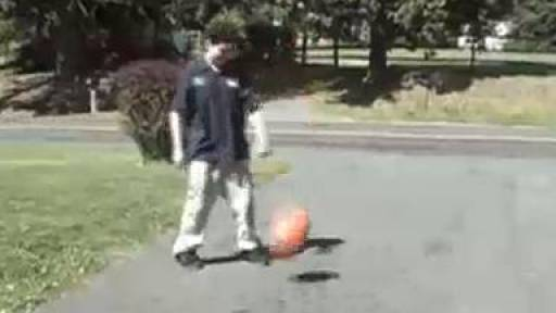 Daily Comeback: Exploding Basketball