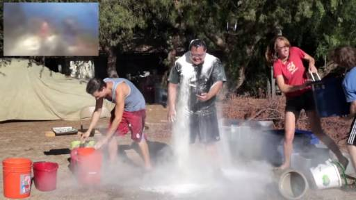Taking the #ALSIceBucketChallenge to the Extreme