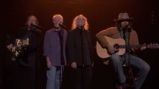 'Fancy' Gets Stripped Down Cover by Crosby, Stills, Nash & 'Young'