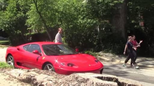 Women Don't Care About Ferraris
