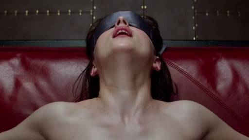 'Fifty Shades of Grey' Official Movie Trailer Released