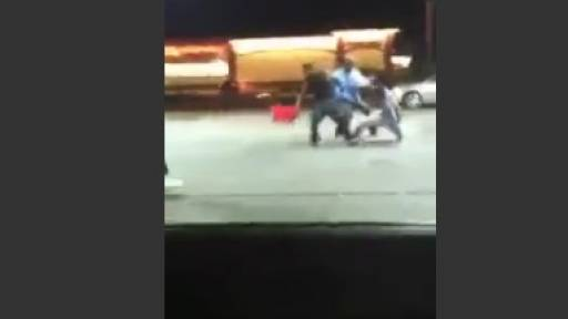 Fight Leads to Shooting at Gas Station