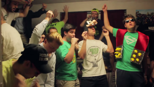 Frat Boys 'Shake It Off' While Lip-Syncing to Taylor Swift