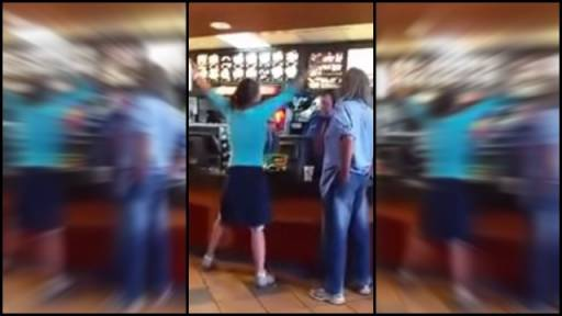 Woman's Card Is Declined at McDonald's, Meltdown Ensues