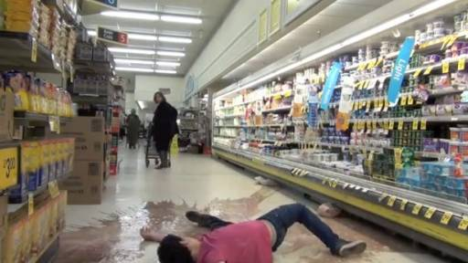 Original Video: Milk Gallon Smash Prank