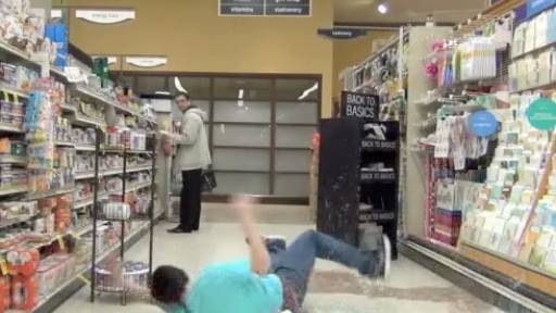 Gallon Smashing Prank May Cross a Line